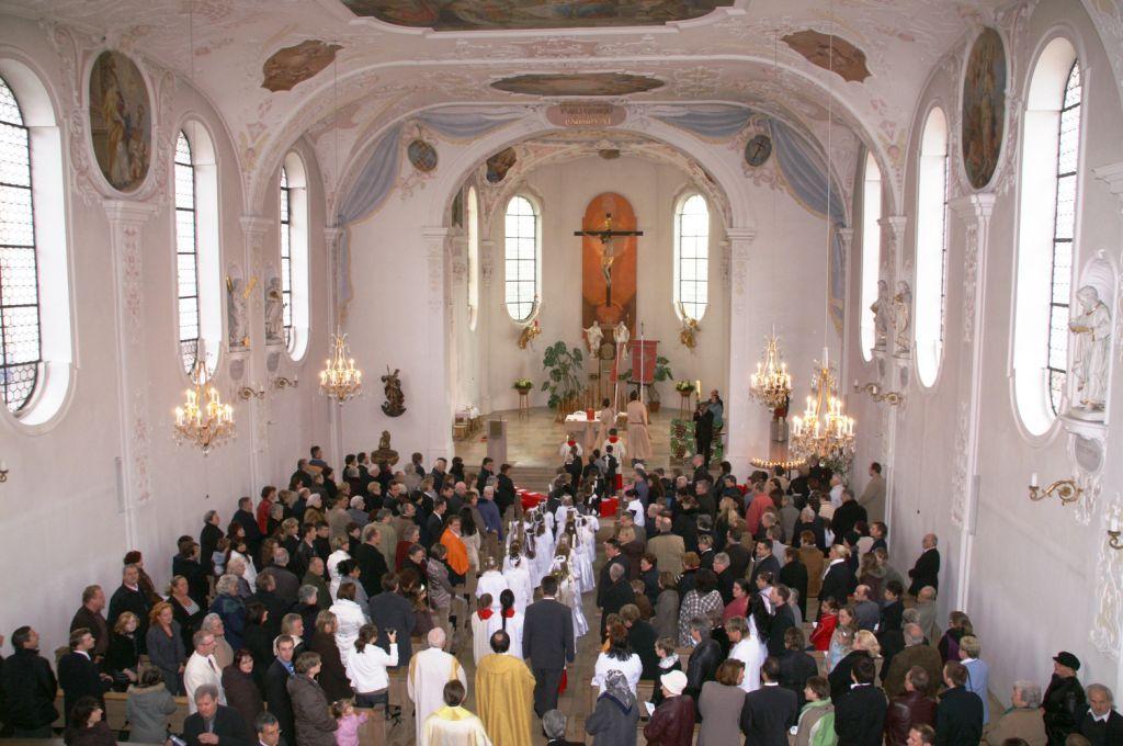 Bild: Erste Heilige Kommunion 2008